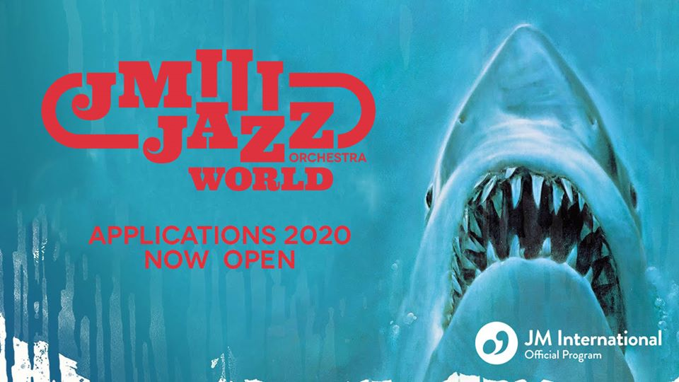 Convocatoria JM Jazz World Orchestra 2020