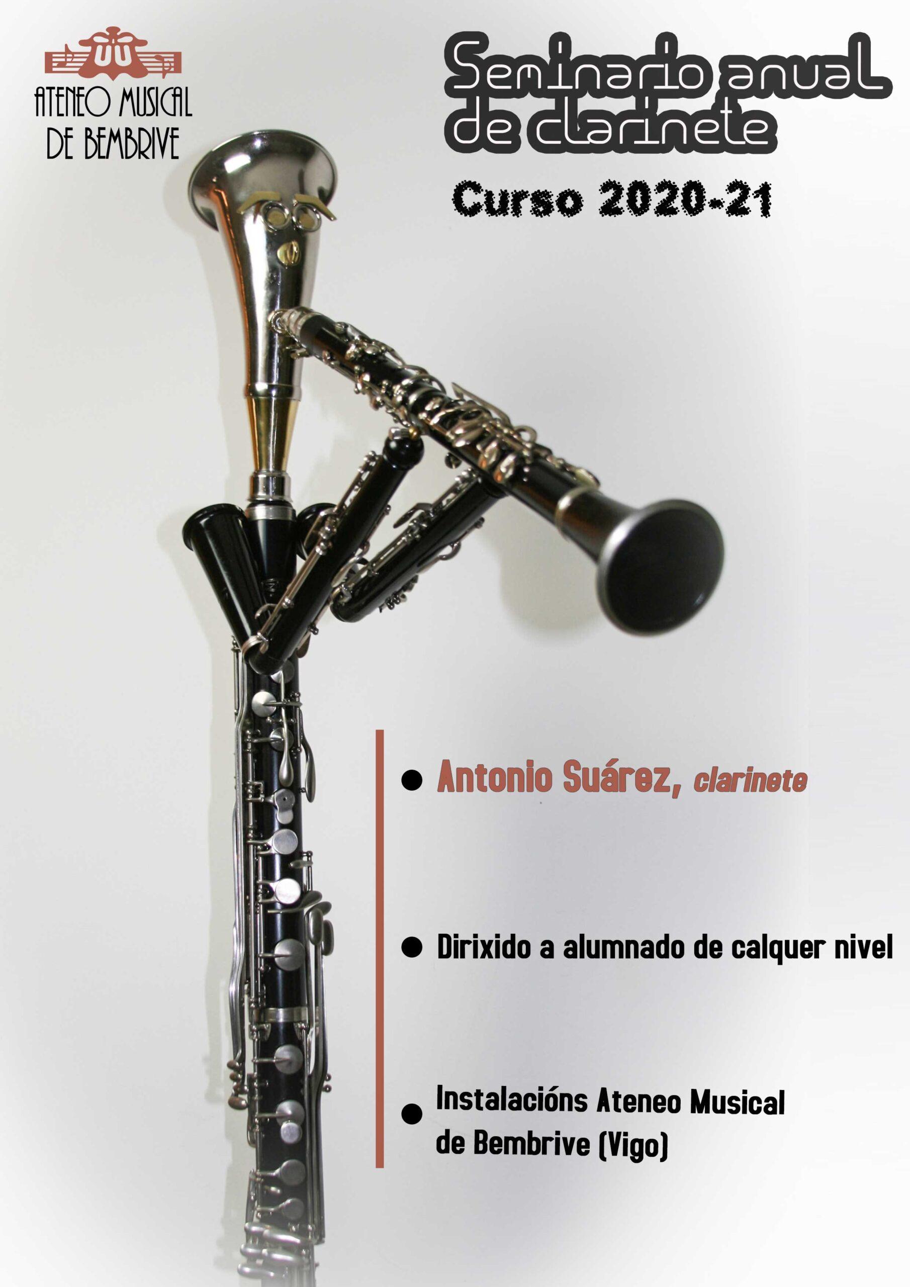 Seminario De Clarinete Curso 2020-2021