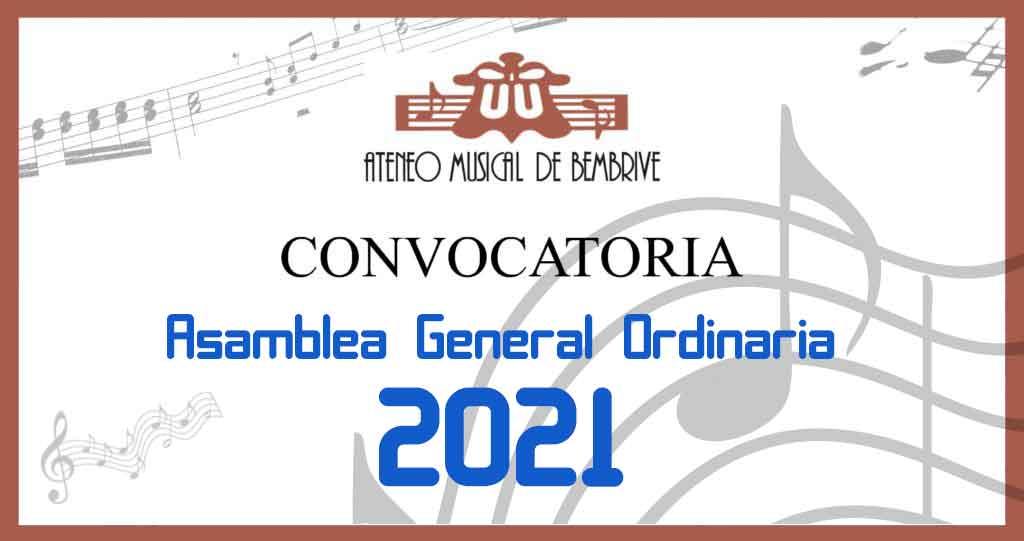 Asamblea 2021